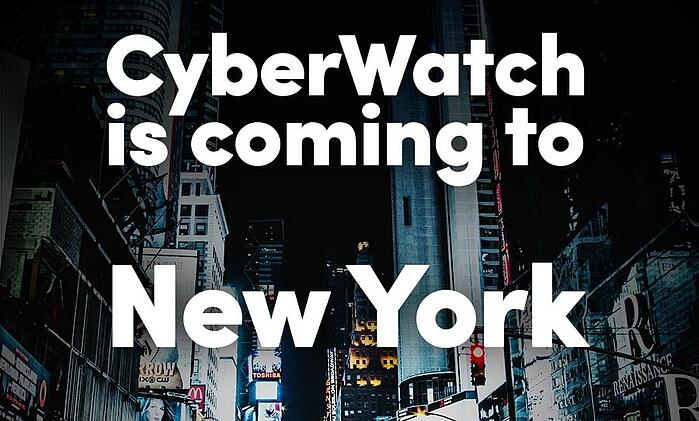 CyberWatch NYC 11/7